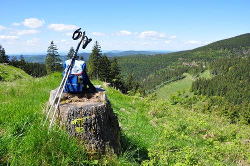 Landschaft bei Goldlauter-Heidersbach