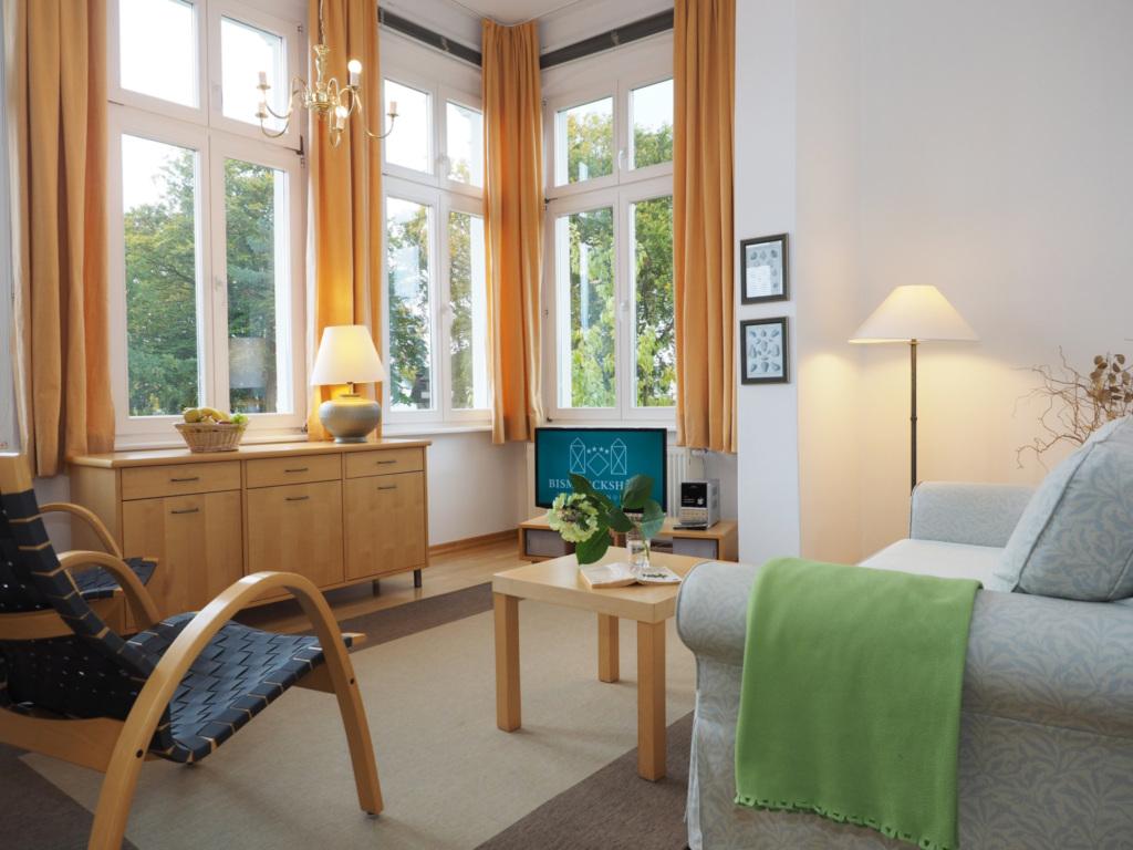 Villa Bismarckshöhe, Ferienwohnung Gertrud