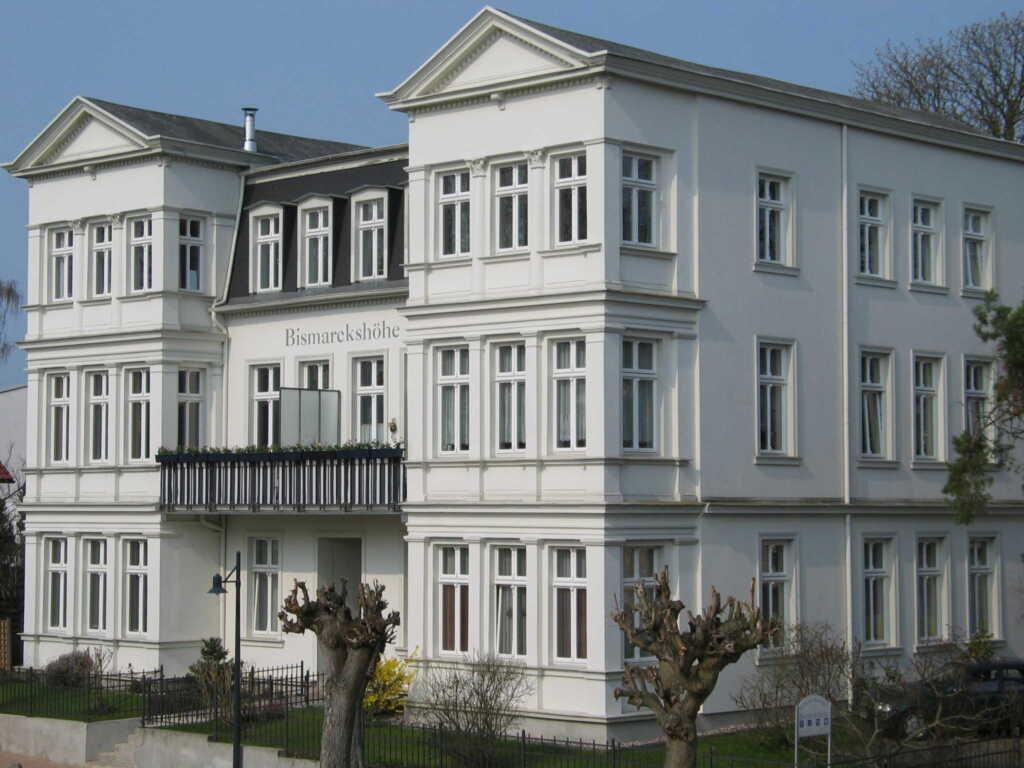 Villa Bismarckshöhe, Ferienwohnung Wanda