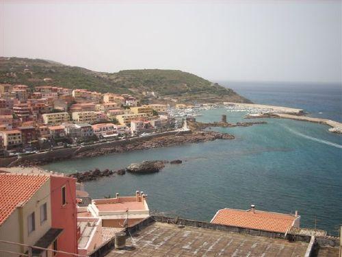Hafen von Castelsardo