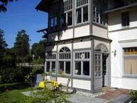 Effi-Briest-Villa(****)Strandstr.1, gr. Garten-Südterrasse, Strandstr. 1-01 in Heringsdorf (Seebad) - kleines Detailbild