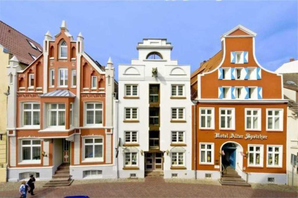 Altstadt-Hotel in der Hansestadt H 494, Doppelzimm