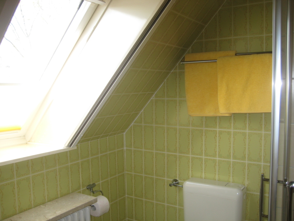 BUE - Haus Buttgereit, 3-Raum Balk Spülm.