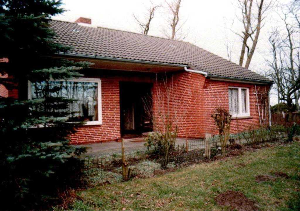 BUE - Haus Emilie ****, FeHa 3-Raum Terr. Spülm.