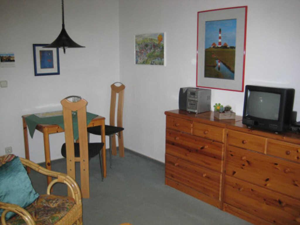 BUE - Haus Pistorius, 001 1-Raum Terr. Spülm. Fahr