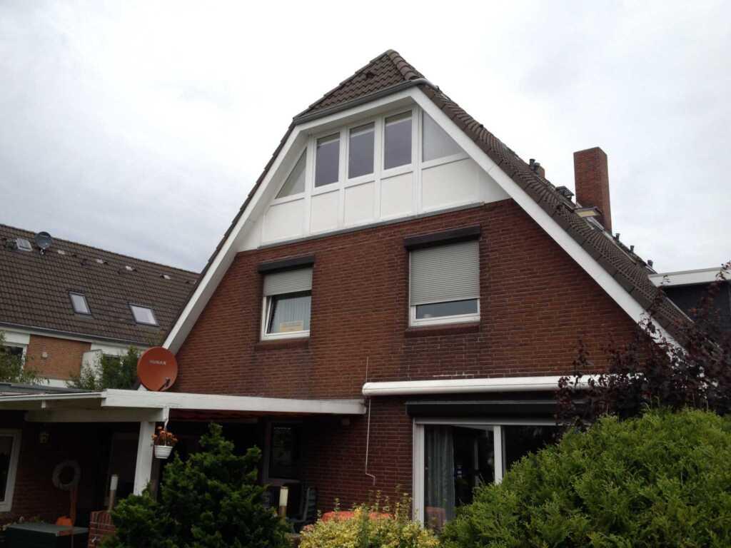 BUE - Haus Möwenschrei, 3-Buschsand 2-Raum Balk (S