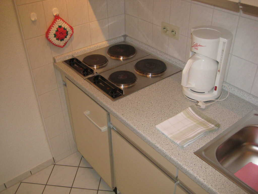 BUE - 'Nordseekrabbe' Appartements, 101-Christine