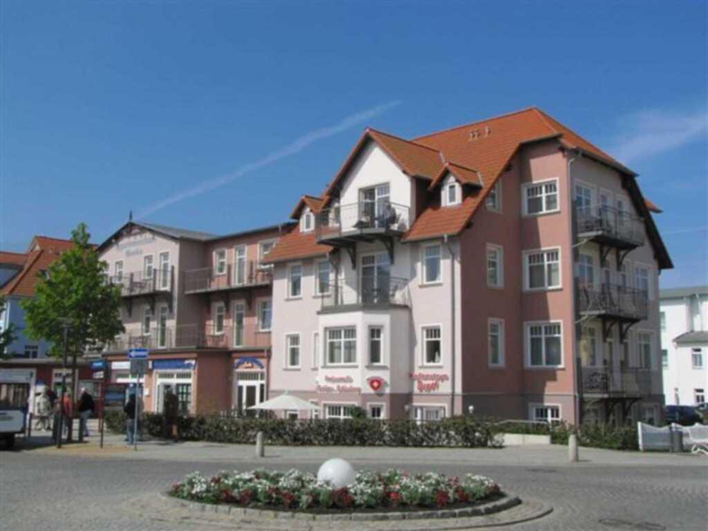 Appartementhaus 'MONIKA', 89 -11 1- Raum- Apparte