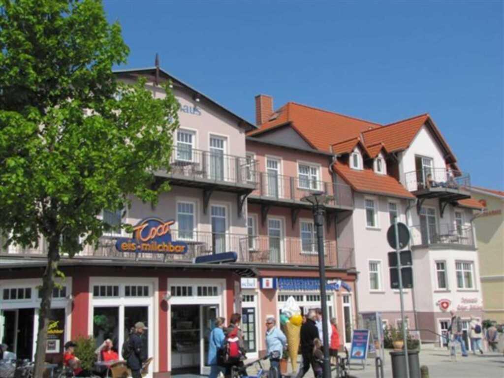 Appartementhaus 'MONIKA', 89 -1 1- Raum- Appartem