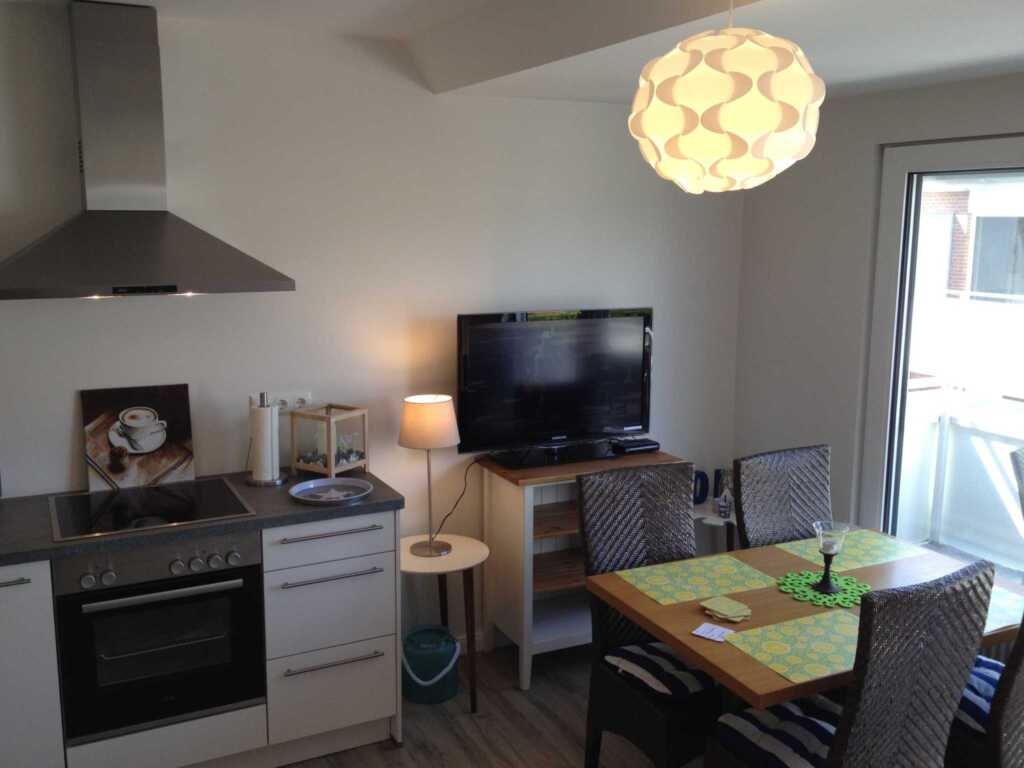 BUE - Haus Möwenschrei, 5-Norderpiep 2-Raum Balk (