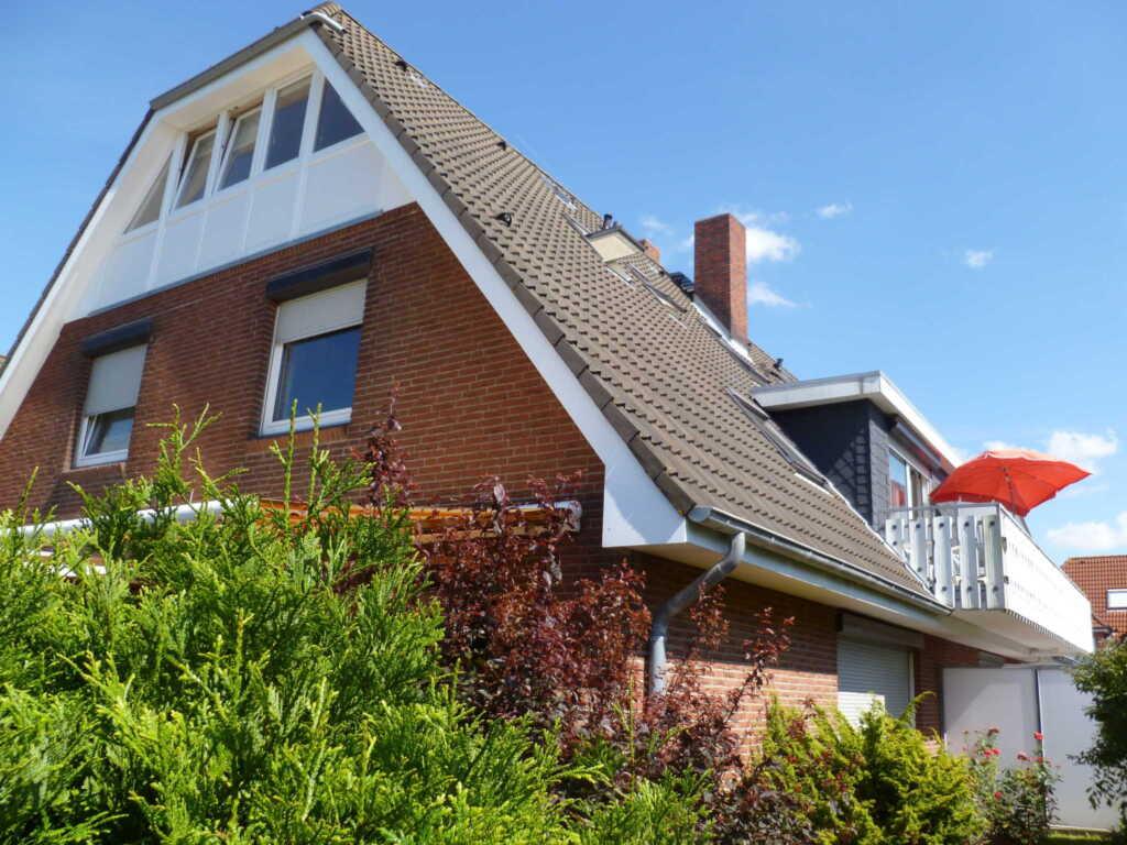 BUE - Haus M�wenschrei, 7-Tertius 2-Raum Balk Meer