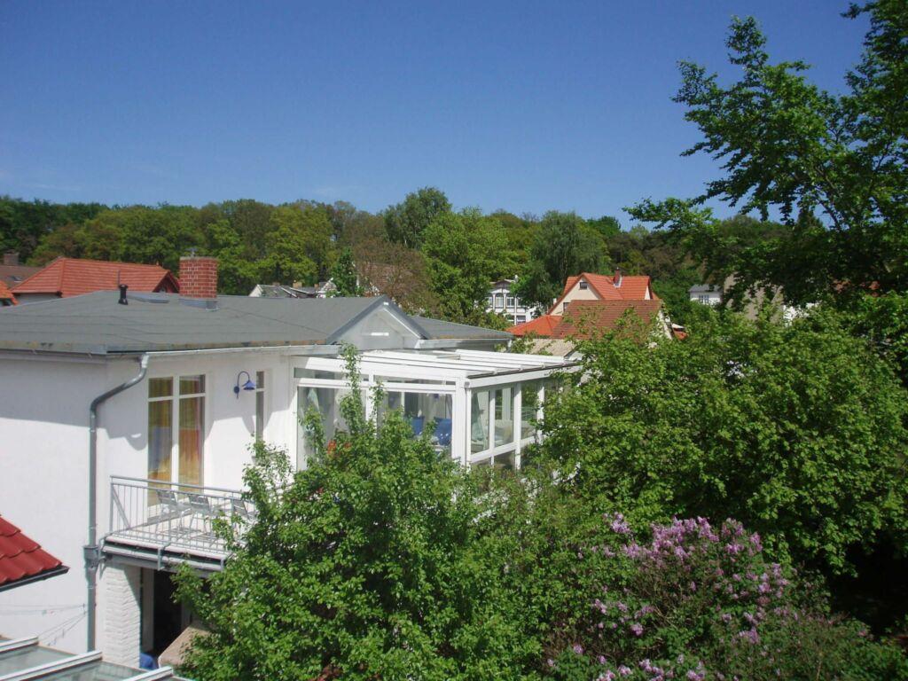Villa Romantica - gro�er Wintergarten - 300 m Str