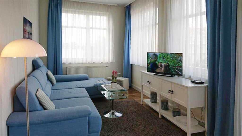 Appartementhaus 'MONIKA', 89-5 großes 2- Raum- Ap