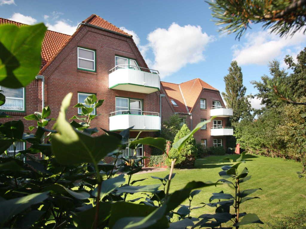 BUE - Appartementhaus Holl�nderei, App. 01 2-Raum