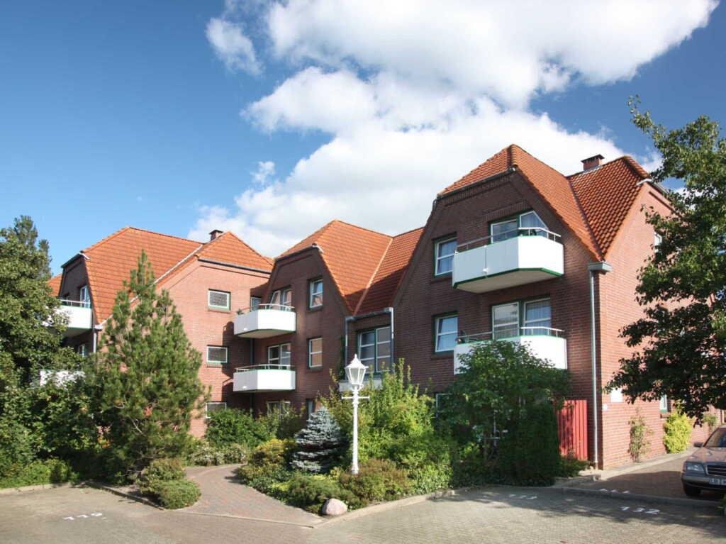 BUE - Appartementhaus Holl�nderei, App. 02 2-Raum