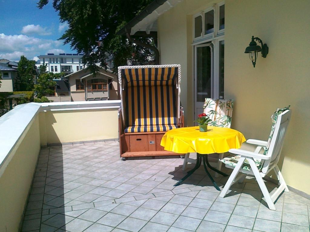 Villa Caprivi, WE 6, Apartmentvermietung Sass, Wh