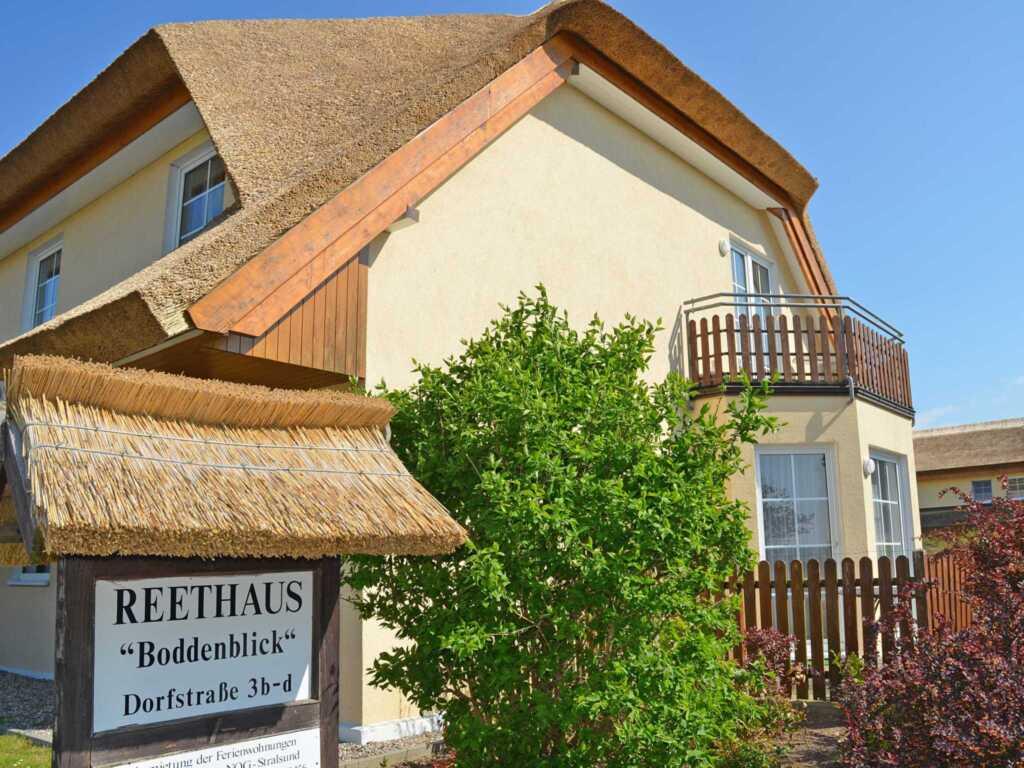 Reethaus Boddenblick F539 WG 16 mit schönem Balkon