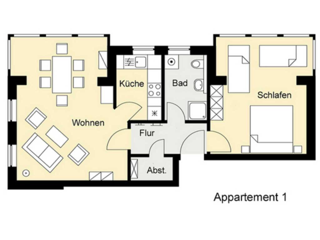 Villa Jagdschloss, VJ-01