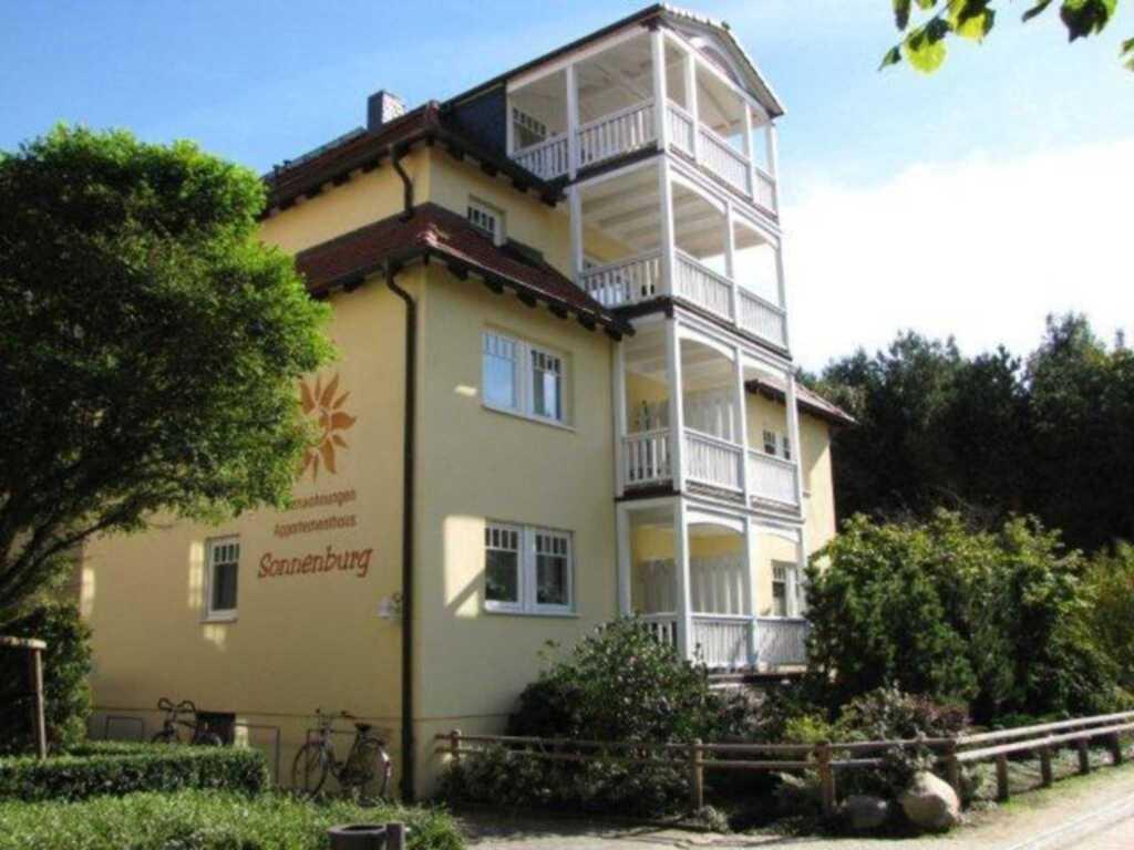 Appartmenthaus 'Sonnenburg', (11) 2- Raum- Apparte