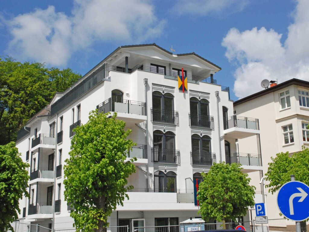 Villa Lena F588 WG 11 im 3.OG mit Meerblick vom Ba