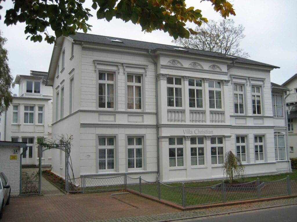 Wenzlaff, Villa 'Christian', Ferienwohnung Wenzla