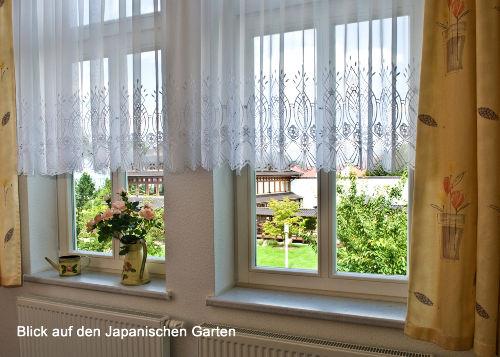 Blick in den Jap. Garten