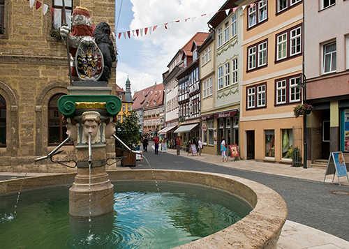 Markt, Bad Langensalza