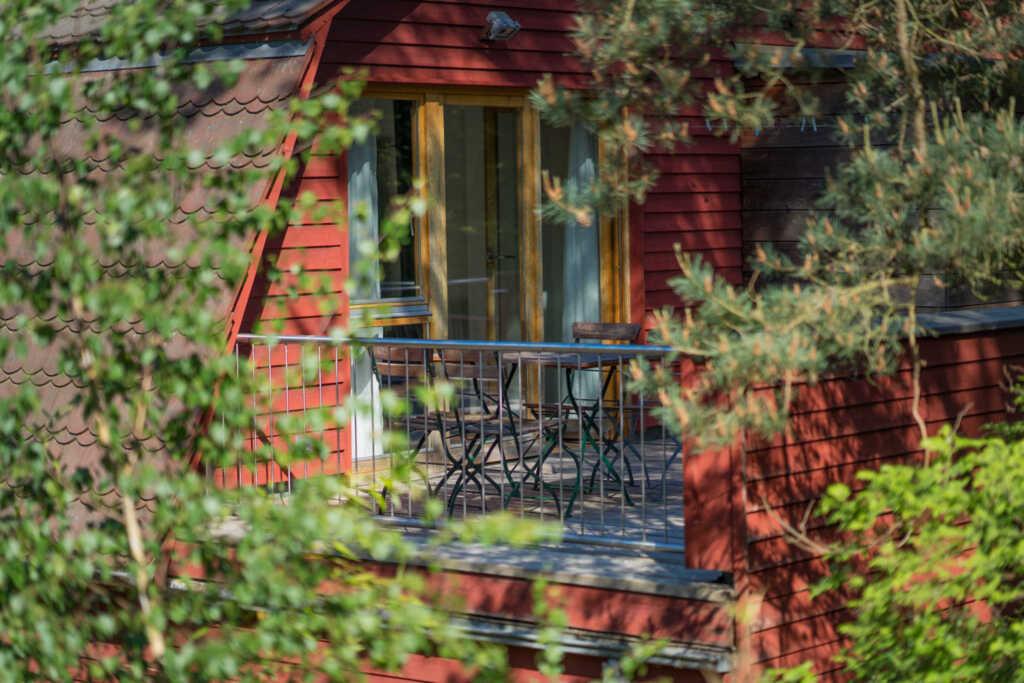 Schwedenrot, Wohnung 2