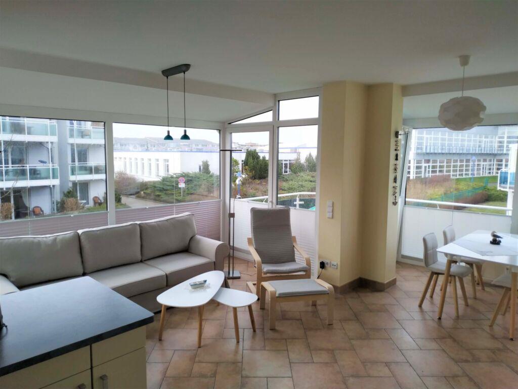 Appartementanlage 'Residenz Am Yachthafen', (130)