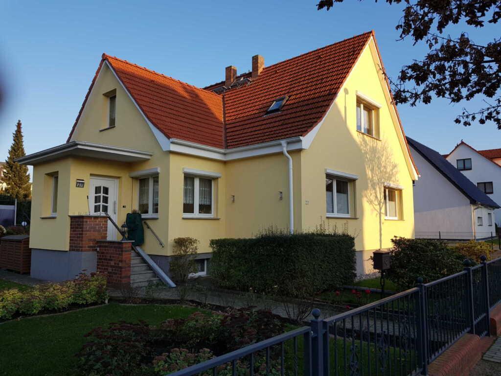 Zimmervermietung Frank Lemke - Ahlbeck, Ferienhaus