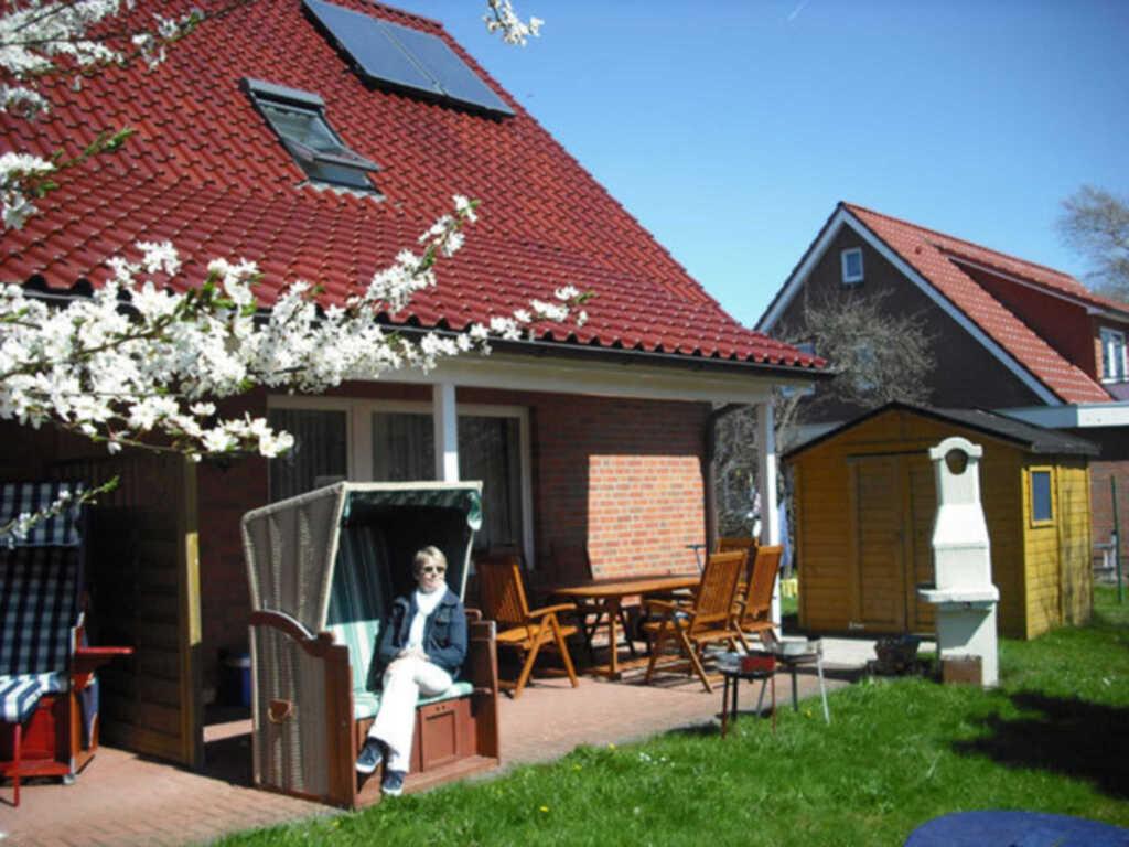 BUE - Lütt Holland ****, 002-LH Nr. 9A 4-Raum Terr