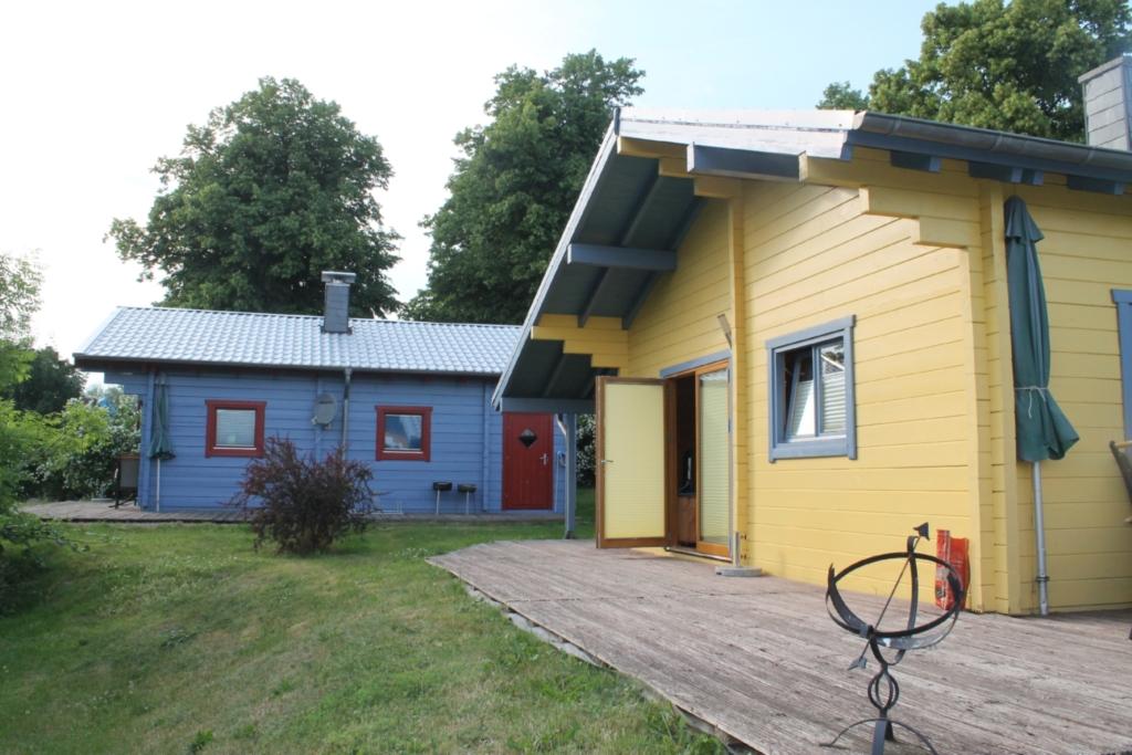 Ostseeland Ferienhäuser mit Kamin F 270, 3-R-Ferie