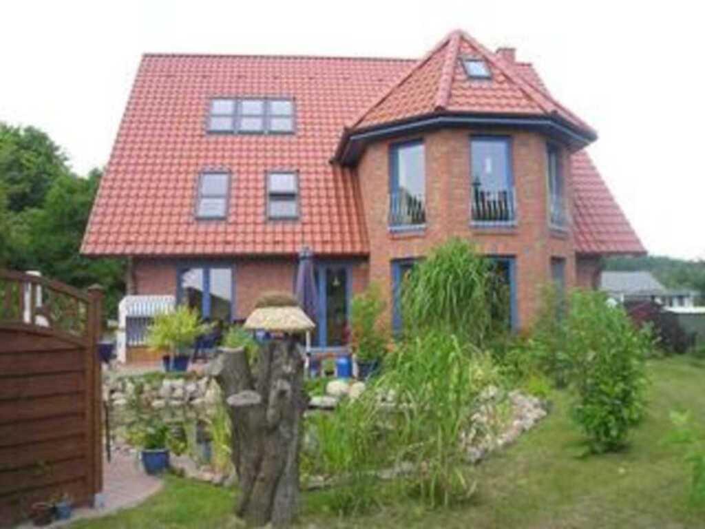 Ferienwohnung Rosenfeld, Ferienwohnung 1 (rot)