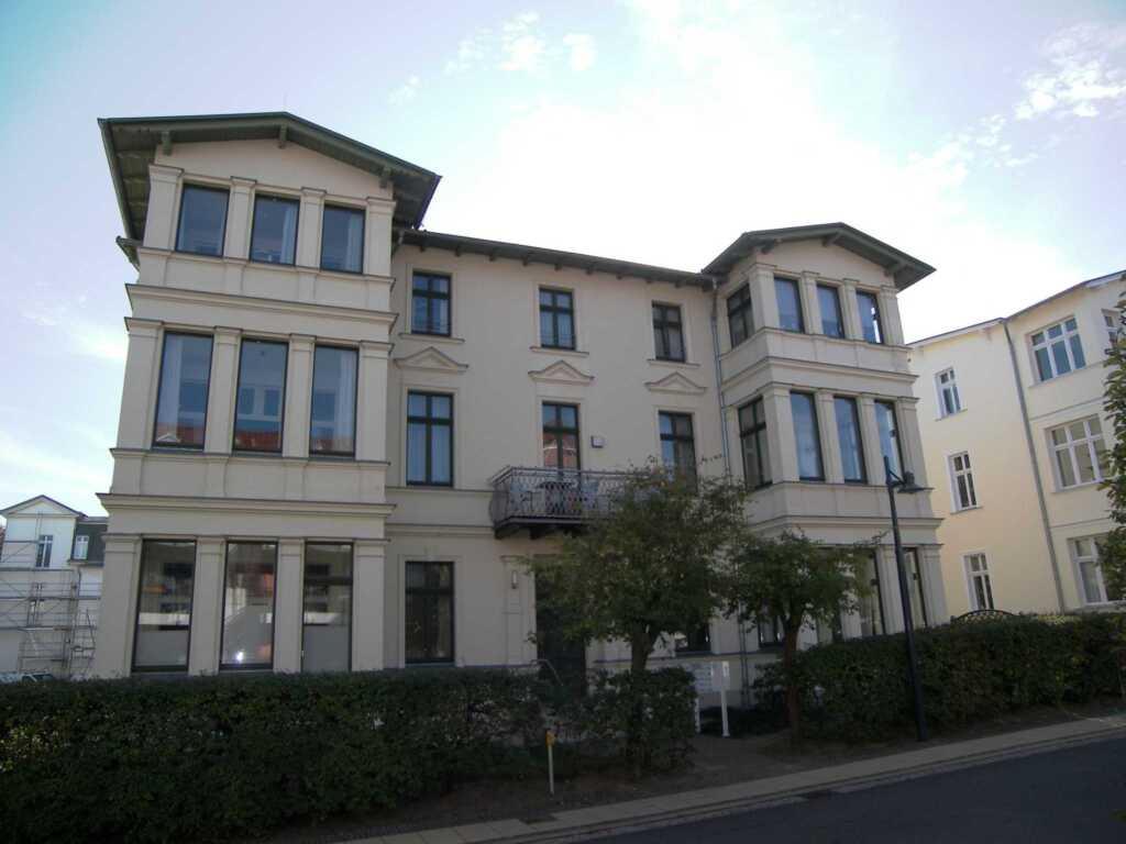 Fuchs, Villa Goodewind, 1-Raum-Ferienwohnung, Nr.