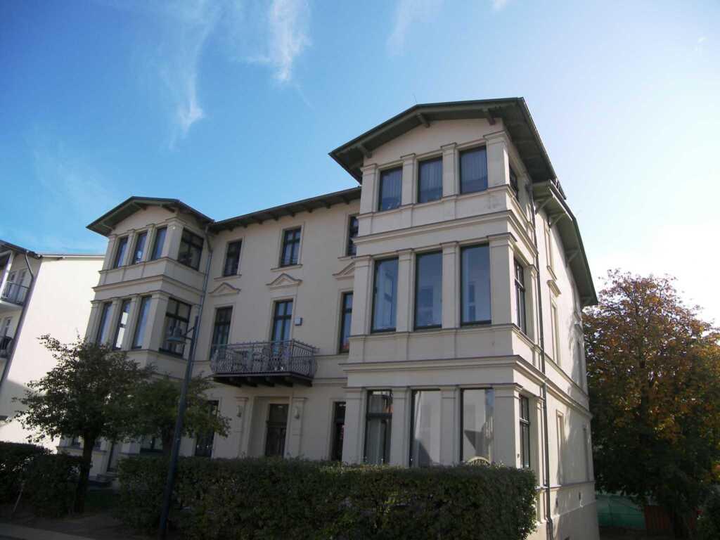 Fuchs, Villa Goodewind, 2 -Raum-Ferienwohnung, Nr.
