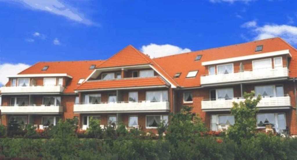 BUE - Appartementhaus Röttger ***, 004 2-Raum Terr