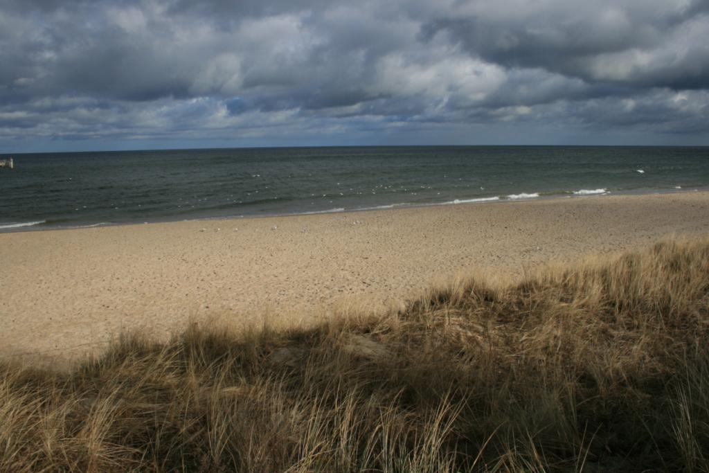 Strandidyll im Küstenwald, Ferienwohnung 2 (EG, re