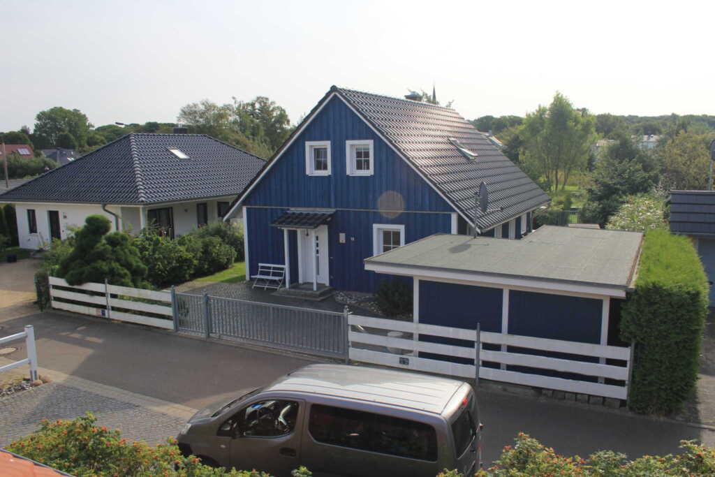 Ferienhaus 'Nordic Blue' Zinnowitz