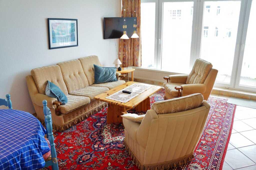 Haus Nordstrand - Ferienwohnung 45100, Wohnung 6