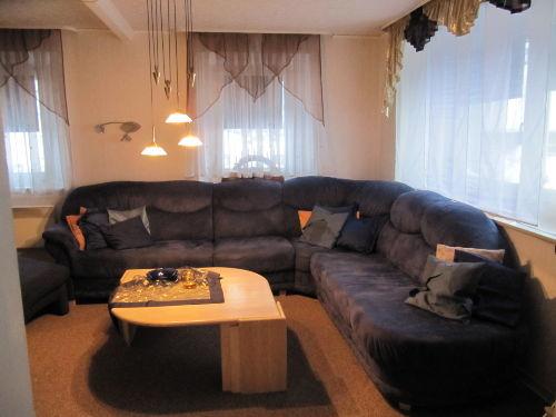 Wohnzimmer Sitzecke / EG