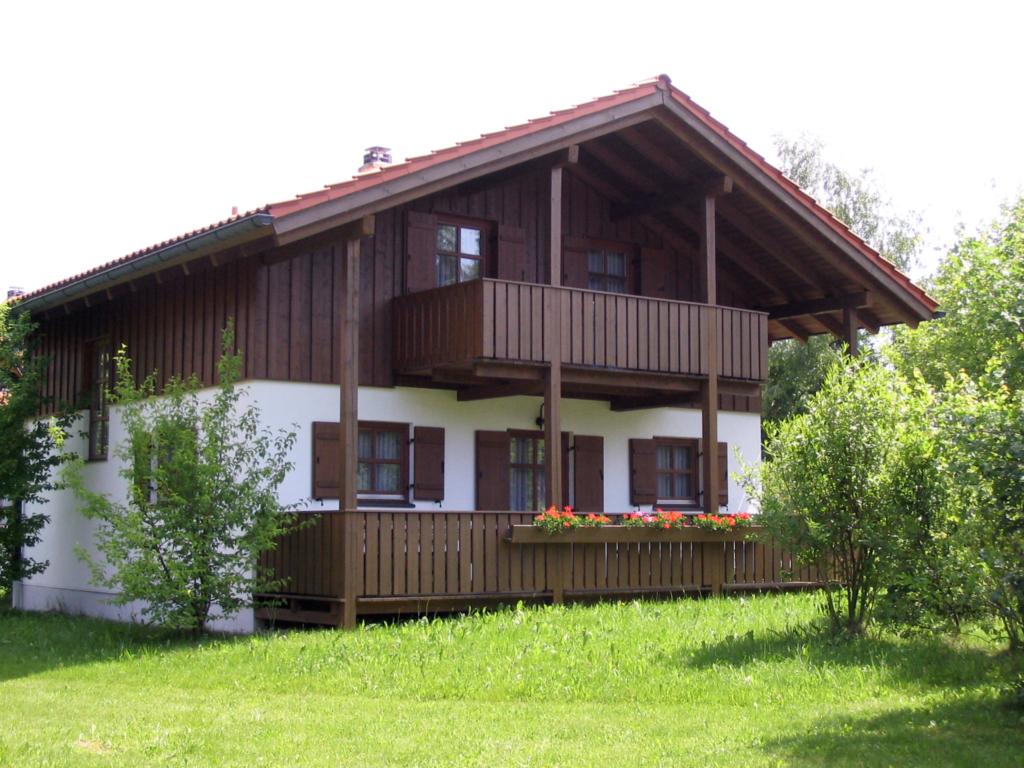 Waldferiendorf Regen, Ferienhaus A