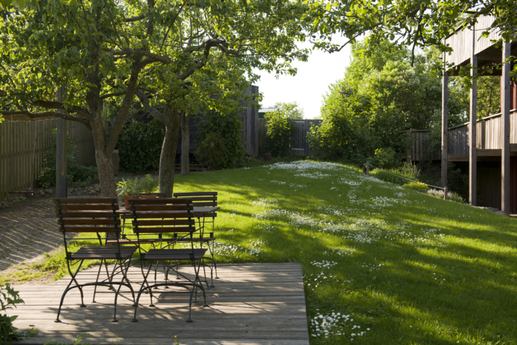 Apfelgarten Usedom, Wohnung 5