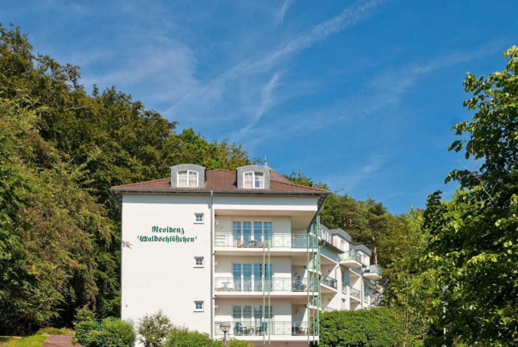Haus 'Waldschlösschen ' SE- WE11, Ferienwohnung