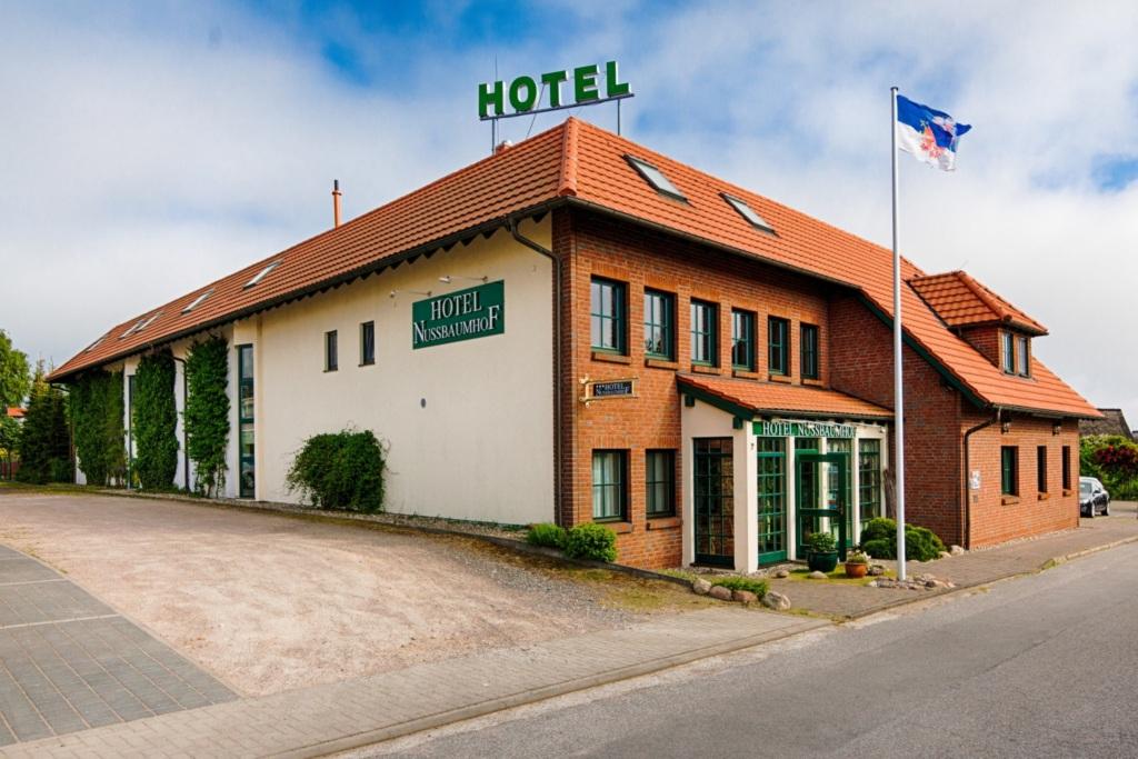 HOTELgarni NUSSBAUMHOF ***, 13 # Doppelzimmer - 2-