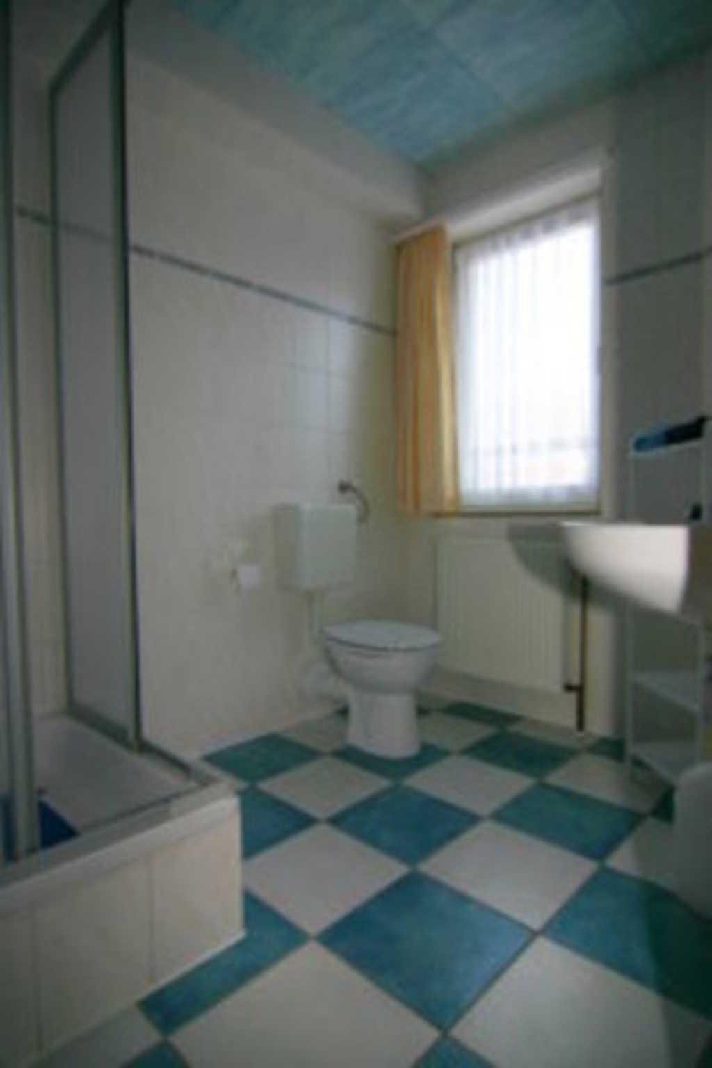 'Villa Mignon' & 'Mignon petit', Appartement blau