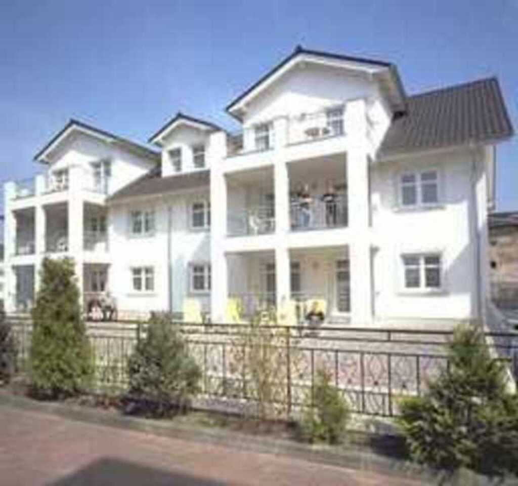 Villa Ahlbeck ****, (Seestern) 3-Zi-Whg.
