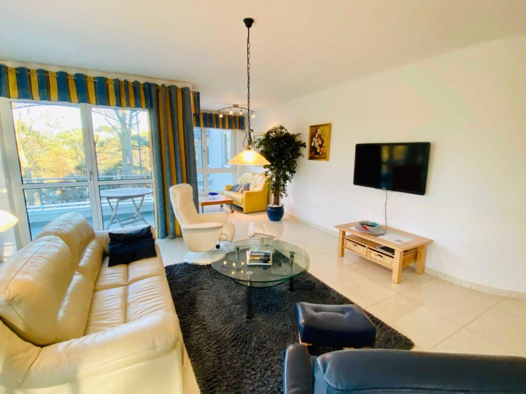 Villa Seepark, Whg. 8, Apartmentvermietung Sass,
