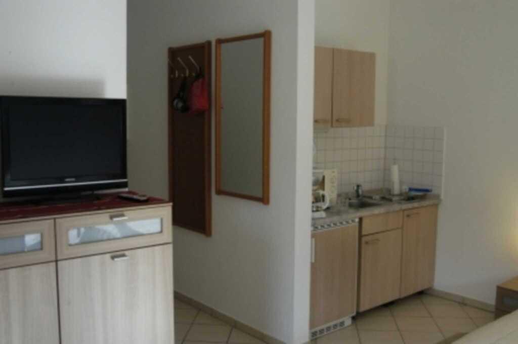 Appartements Sechs A Einraum, Ein-Raum-App mit Ga