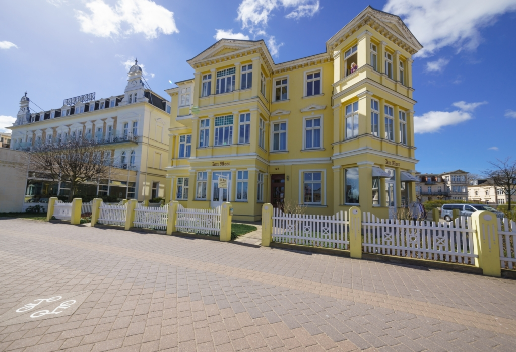 Haus 'Am Meer', Wohnung 4