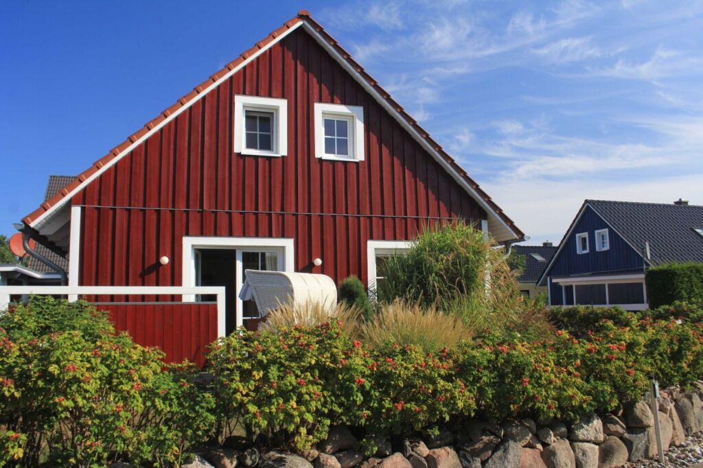 Ferienhaus 'Nordic Red' Zinnowitz, Ferienhaus 'Nor